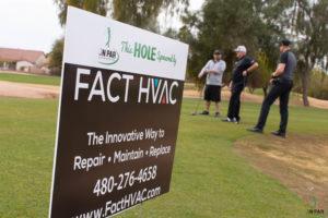 Hole Sign Sponsor (6 Event) $360